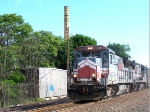 CSOR 8552 at Judd Smokestack